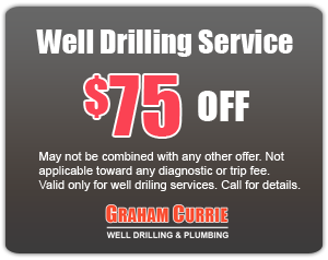 10% Well Drilling Services